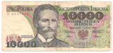 POLONIA 10000 Zloti 1987 U