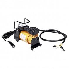 Compresor Auto Metalic Heavy Duty Pompa Roti Electrica 12V cu Garantie 24 Luni