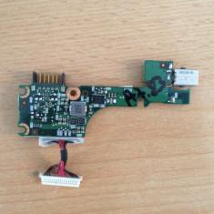 Conector baterie Compaq Cq10 - 110SG A7.83 - Cabluri si conectori laptop Compaq, Dc conector