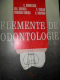 C. Andreescu , Elemnte de Odontologie ,1998