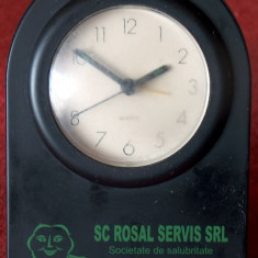 ceas electric de masă / deşteptător