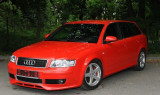 Spoiler Prelungire bara fata Audi A4 B6 S4 RS4 Sline 2001 2002 2003 2004