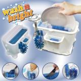 Masina / Aparat pentru spalarea vaselor manual Wash n Bright