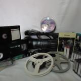 TRANSFER FILM PELICULA 16mm , 8MM standard ,super 8mm pe DVD