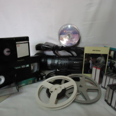 TRANSFER FILM PELICULA 16mm , 8MM standard ,super 8mm pe DVD