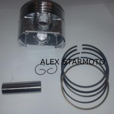 KIT / SET PISTON + SEGMENTI , ATV 250CC /CG250-STANDAR DIAMETRU 67 / BOLT 16 / 4 TIMPI .