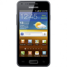 Samsung Galaxy S Advance I9070 - Telefon mobil Samsung Galaxy S Advance, Negru, 8GB, Neblocat
