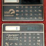calculatoare de buzunar de dimensiunea unui card