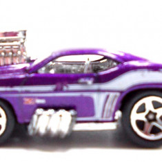 HOT WHEELS REGULAR-SCARA 1/64- CHEVY CAMARO Z-28 - ++2501 LICITATII !! - Macheta auto