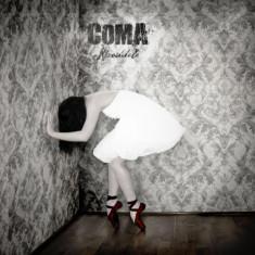 CD rock COMA - NEROSTITELE original , nou in tipla