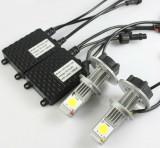 Kit LED CREE 25W leduri auto H1