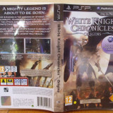 White Knight Chronicles  Origins (PSP) (ALVio) + sute de alte jocuri originale