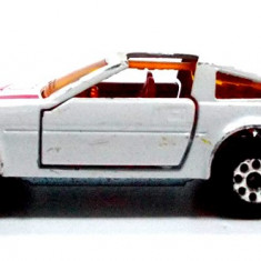MAJORETTE -REGULAR-SCARA 1/64-NISSAN 300ZX TURBO- ++2501 LICITATII !! - Macheta auto