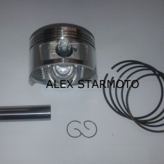 KIT / SET PISTON + SEGMENTI , ATV 250CC /CH250-1 DIAMETRU 73 / BOLT 17 / 4 TIMPI .