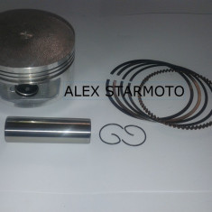 KIT / SET PISTON + SEGMENTI , ATV 250CC /CH250-0.5 DIAMETRU 72.5 / BOLT 17 / 4 TIMPI .