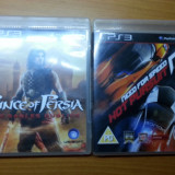 NFS Hot Pursuit + Prince of Persia Forgotten Sands - PS3 - Jocuri PS3, Curse auto-moto, 3+, Multiplayer