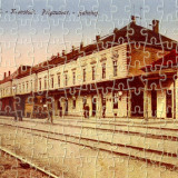 Foto puzzle format A4, 4-6 ani, Alte materiale, Baiat