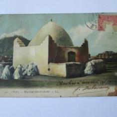 CARTE POSTALA ORAN 1908