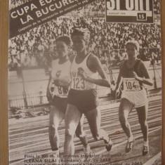 Revista SPORT nr. 15/1970 Steaua Bucuresti