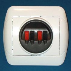 Conector Boxa X4 Pe Tencuiala