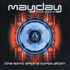 Mayday - The Sonic Empire Compilation dublu cd, tracklist - Muzica House