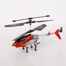 PROMOTIE! ELICOPTER RADIOCOMANDAT CU INFRAROSU, LED NOCTURN! ZBOARA CA UNUL REAL! - Elicopter de jucarie