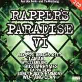 Rappers Paradise VI dublu cd, tracklist