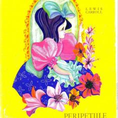 Lewis Carroll - Peripetiile Alisei in lumea oglinzii - Carte educativa