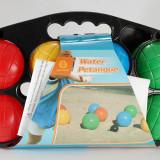 Joc Petanque (petanca) cu 8 bile din plastic - de jucat la plaja - Nou - Jocuri Logica si inteligenta