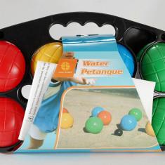 Joc Petanque (petanca) cu 8 bile din plastic - de jucat la plaja - - Jocuri Logica si inteligenta