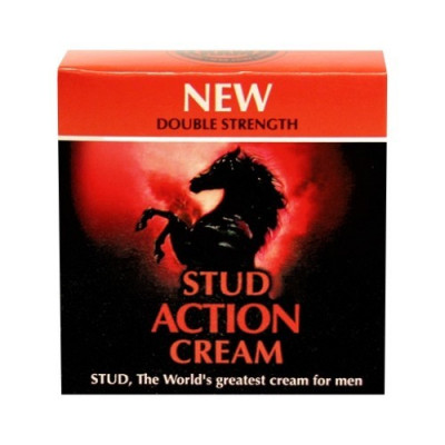 Stud Action crema pentru erectii, 30ml foto