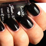 OJA NEAGRA HARD CANDY JUST NAILS NAIL COLOR