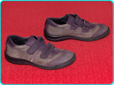 DE FIRMA → Adidasi / pantofi din piele, comozi, aerisiti, ECCO → fete | nr. 31, Mov