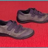 DE FIRMA _ Adidasi / pantofi din piele, comozi, aerisiti, ECCO _ fete | nr. 31