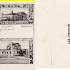 Oradea - clasica - Carte Postala Crisana pana la 1904