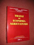 Dinu Gavrilescu , Cecilia Alexandri , Ioan Davidovici - Tratat de economia agriculturii