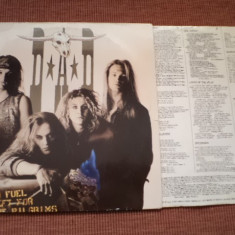 DAD Disneyland After Dark No Fuel Left For Pilgrims Muzica Rock warner disc vinyl lp, VINIL