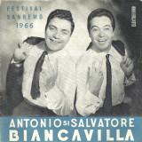 Antonio Salvatore Biancavilla Festival San Remo 1966 disc single vinyl rock pop