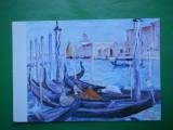HOPCT 10142      ROMANIA  SIBIU / MUZEUL BRUCKENTHAL / PICTURA NICOLAE DARASCU [1883-1959] VENETIA, Necirculata