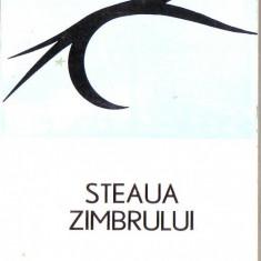 Valeriu Anania - Steaua zimbrului - Roman, Anul publicarii: 1971