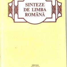 Sinteze de limba romana - Dictionar Altele