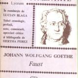Goethe - Faust - Roman
