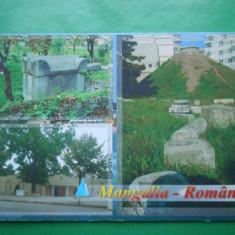 HOPCT 10171     ROMANIA  MANGALIA ,MORMANT ANTIC ,MUZEUL ARHEOLOGIC ,MORMANTUL CU PAPIRUS