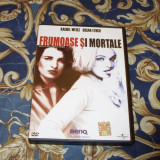 Frumoase si mortale - DVD (Beautiful Creatures), Romana