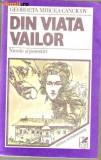 DIN VIATA VAILOR DE GEORGETA MIRCEA-CANCICOV,EDITURA CARTEA ROMANEASCA 1984