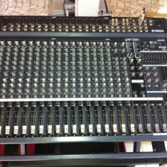 MIXER YAMAHA EMX 5000 - POWERED 500W+500W - Mixer audio