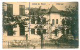 321 - CALARASI, Boys High school - old postcard - unused