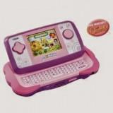 Joc educativ electronic Mobigo Rose + Joc Fairies, Vtech - OKAZIE