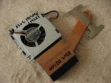 Cooler ventilator cu radiator laptop Asus ME2400, Sunon GB0555AGV1-8A, 5V 1.5W, 13-N6510M190