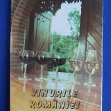 MIHAI MACICI - VINURILE ROMANIEI - BUCURESTI - 1996 - AUTOGRAF SI DEDICATIE !!!